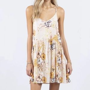 Rip Curl Paradise is Calling Floral Cover Up